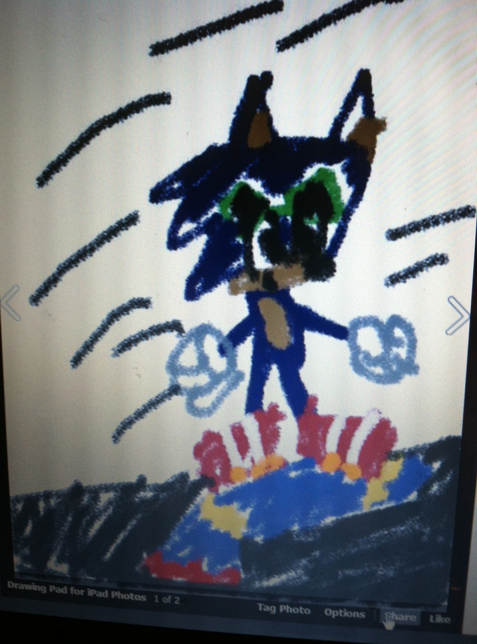 Sonic Free Rider